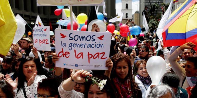 FARC-eenheid weigert wapens in te leveren