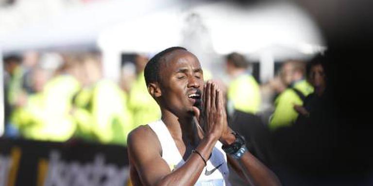 Nageeye zevende in marathon Boston