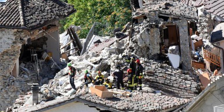 Ruim 200 mensen uit puin gered na aardbeving