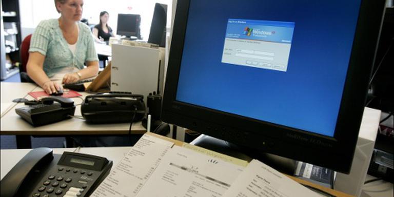 Digitalisering kost administratieve banen