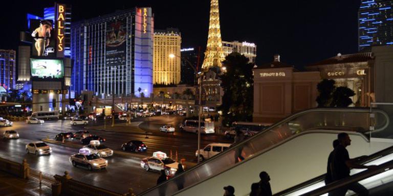 Dakloze vrouw achter dollemansrit Las Vegas