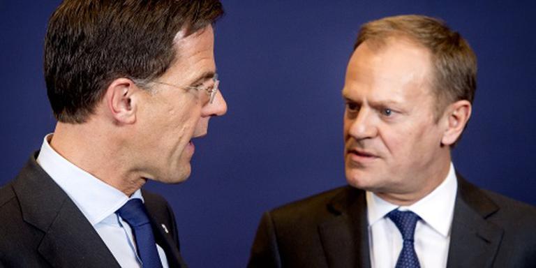 EU wacht op Nederland na referendum