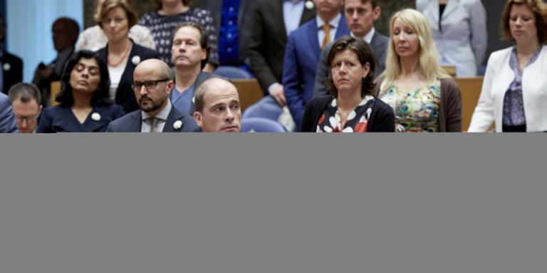 Kamer staat stil bij moord op Brits politica