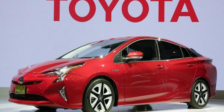 Toyota roept 1,43 miljoen auto's terug