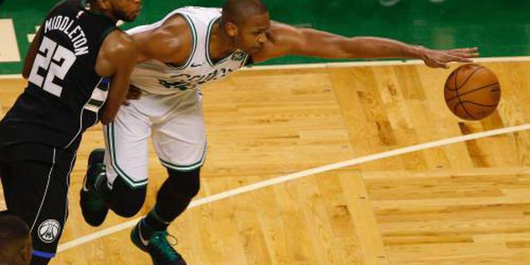 Celtics kloppen Bucks in verlenging