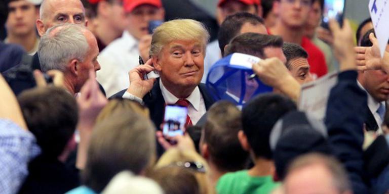 Cruz en Trump laten rivalen achter zich