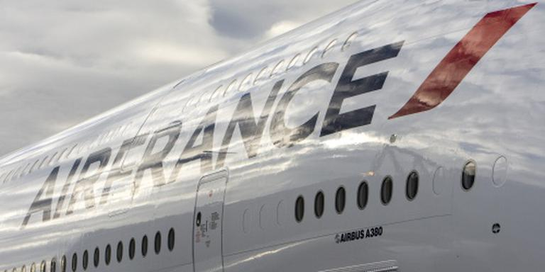 Verwarring over object in toestel Air France