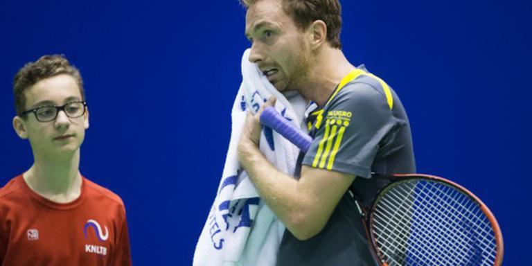 Tennissers verliezen in Daviscup van Rusland