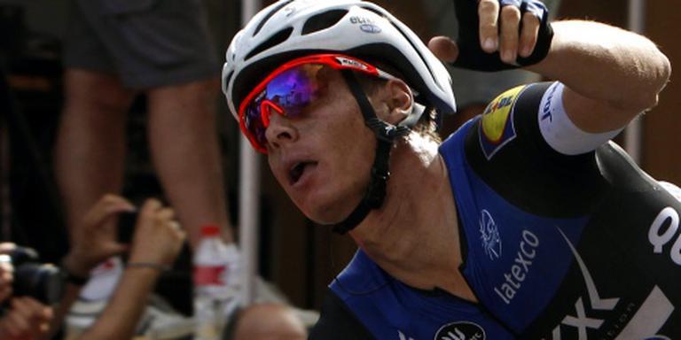 Franse ploeg voor sprinter Meersman