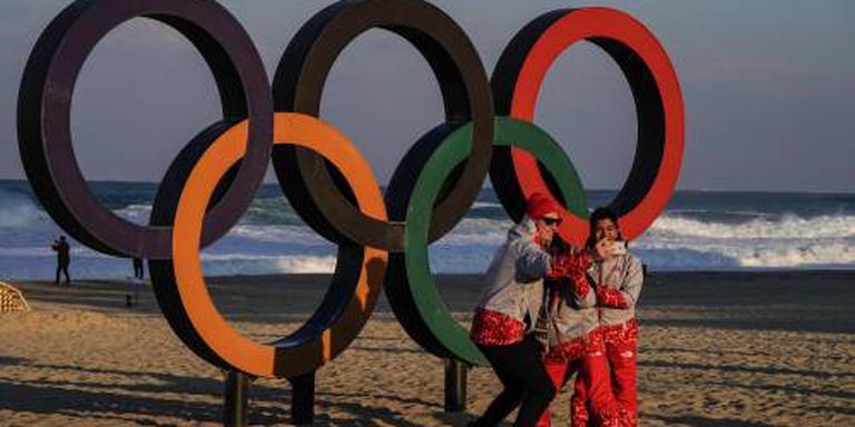 Zestien gewonden bij storm Olympische Spelen