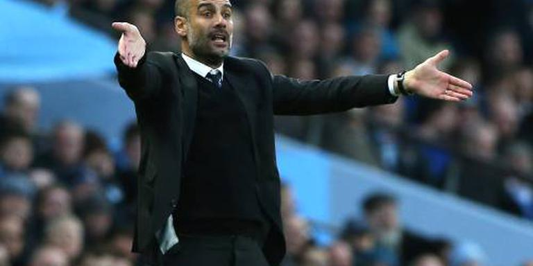 Manchester City wacht straf na wangedrag