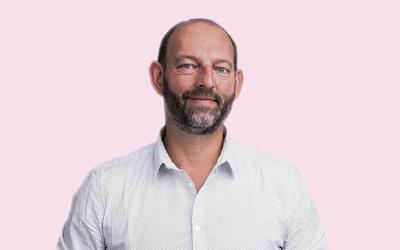 LC-hoofdredacteur Sander Warmerdam.