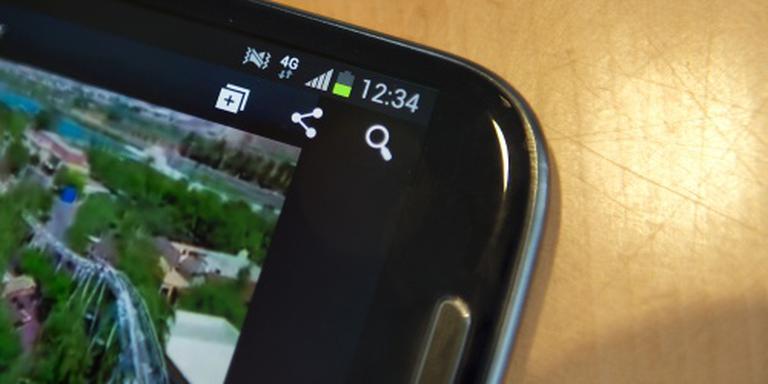 Nederland stapt over op 4G