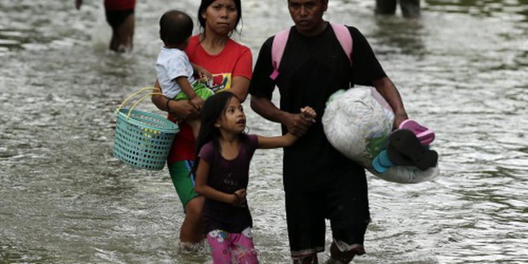 Dodental tyfoon Filipijnen opgelopen naar 41
