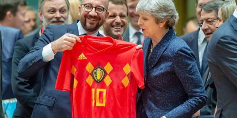 'Belgische premier naar halve finale WK'
