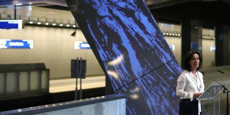 Amsterdamse Noord-Zuidlijn geopend