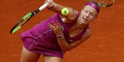 Bertens dag later in actie in Neurenberg