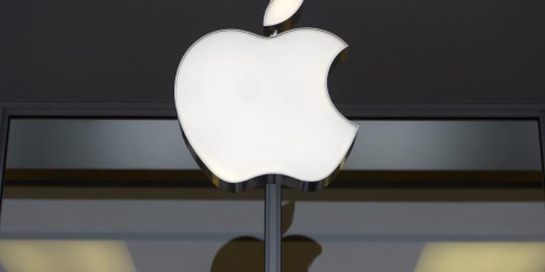 Verkopen Apple vallen mee