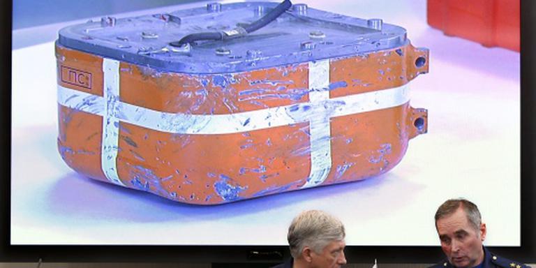 Rusland opent zwarte doos neergeschoten jet