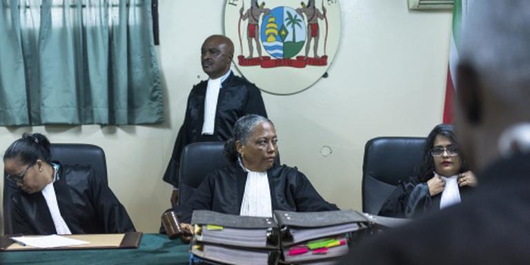 Proces-Bouterse weer verdaagd