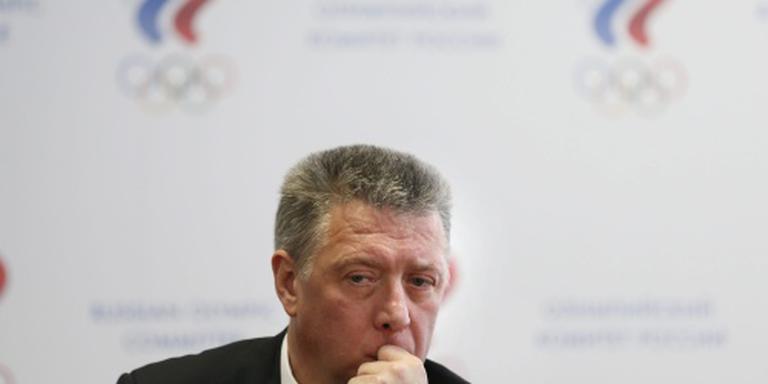 Geen competitie voor 4000 Russische atleten