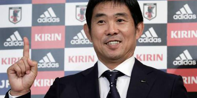 Japan wint bij debuut bondscoach Moriyasu