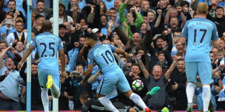 City dankt zege aan eigen doelpunt