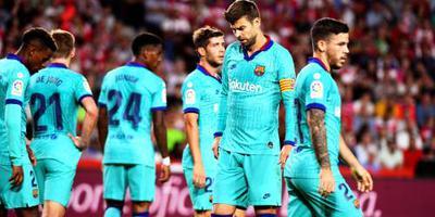 FC Barcelona verliest kansloos bij Granada