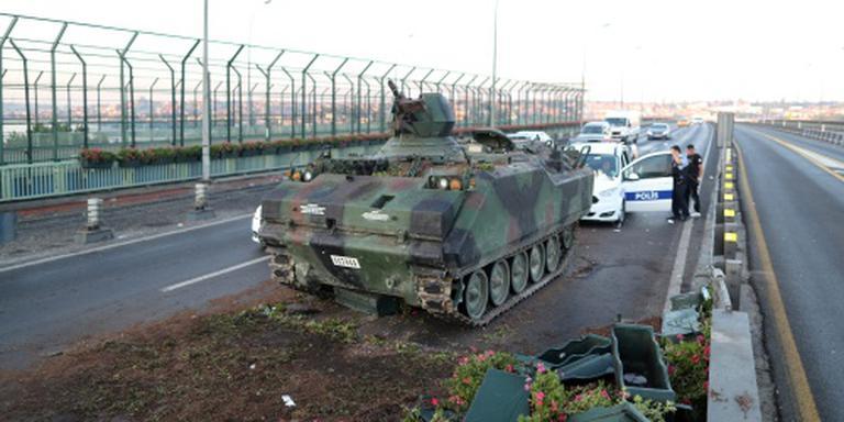 Turkije nog op zoek naar aantal coupplegers