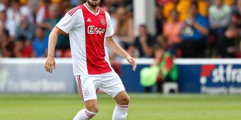 Ajax start zonder Blind en Tadic