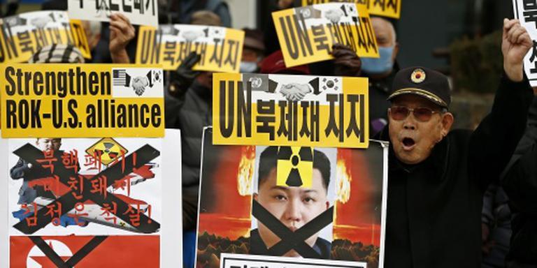 Noord-Korea dreigt weer met militaire acties
