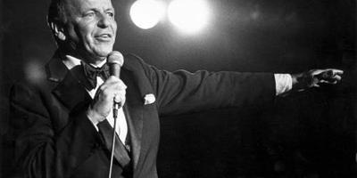 Sinatra liet zich inspireren door Mondriaan
