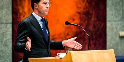 Oppositie: Rutte heeft 'gegokt en verloren'