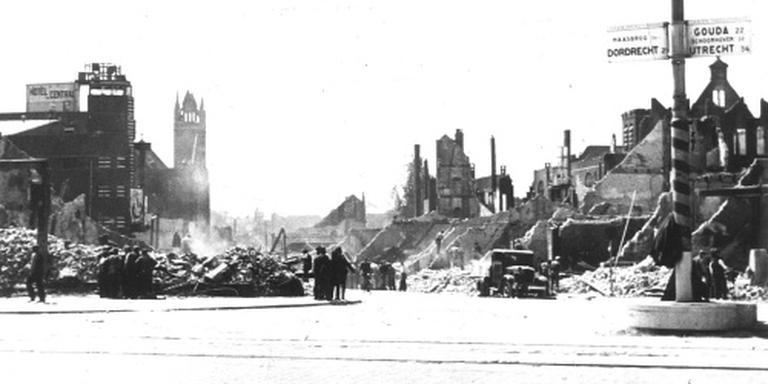 Rotterdams oorlogsdocument gevonden