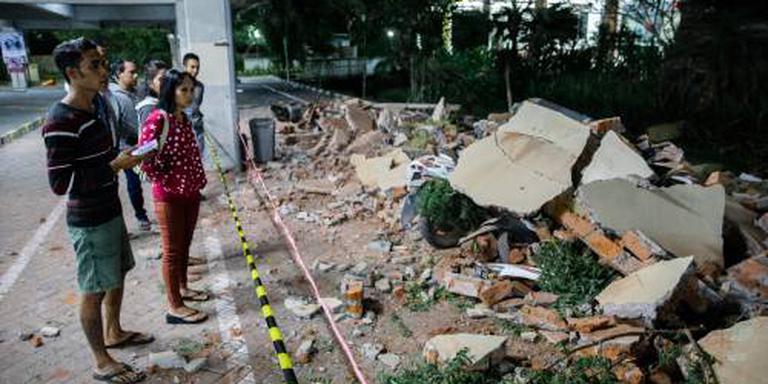 Meer dan 80 doden na zware aardbeving Lombok