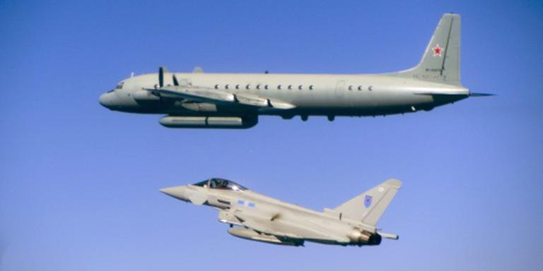 Paniek door optreden Britse straaljagers