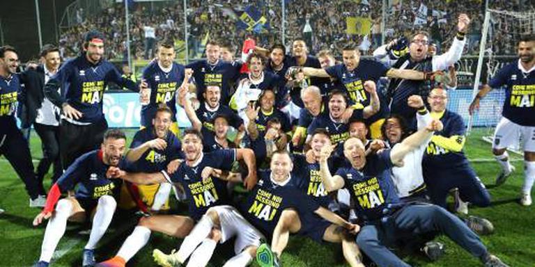 Parma begint seizoen gewoon op nul punten