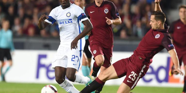 De Boer ziet Inter blunderen in Praag