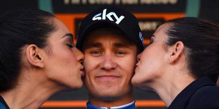 Kwiatkowski wint Tirreno-Adriatico