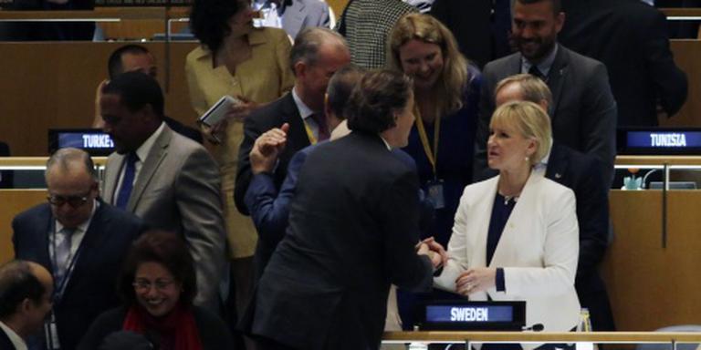 Stemming VN-zetel blijft onbeslist