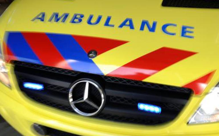 Fietser gewond bij ongeval op N354 bij Easterwierrum.