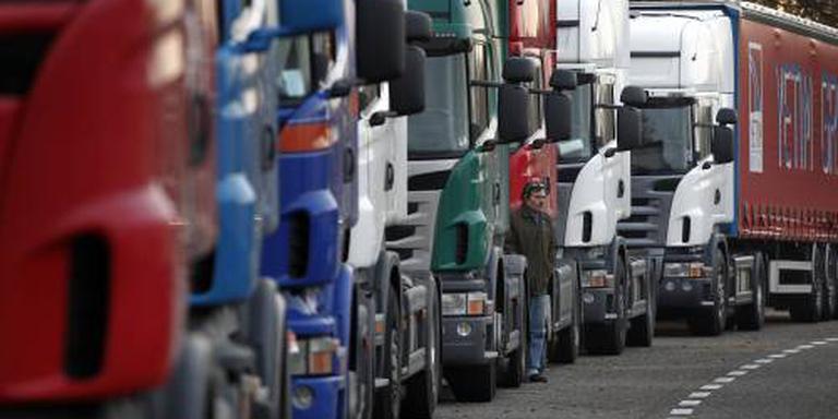 EU-wetsvoorstellen truckers afgeschoten