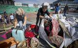 2500 kilo afval geborgen tijdens duikexpeditie in Noordzee