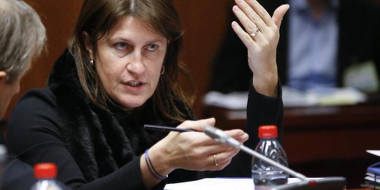 Topambtenaar weg om 'Gestapo-minister'