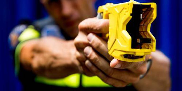 Politie positief over pilot stroomstootwapen