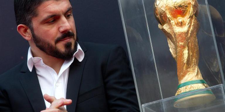 Trainer Gattuso stapt op bij Pisa