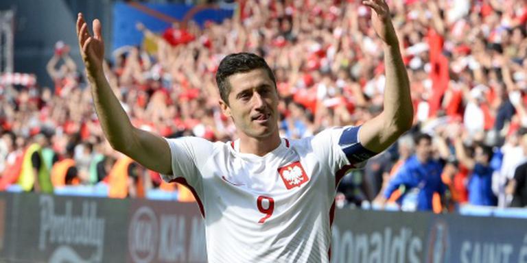 Polen koestert 'droge' Lewandowski