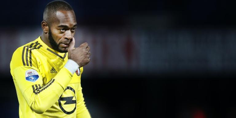 Feyenoord traint zonder Vermeer en Vilhena
