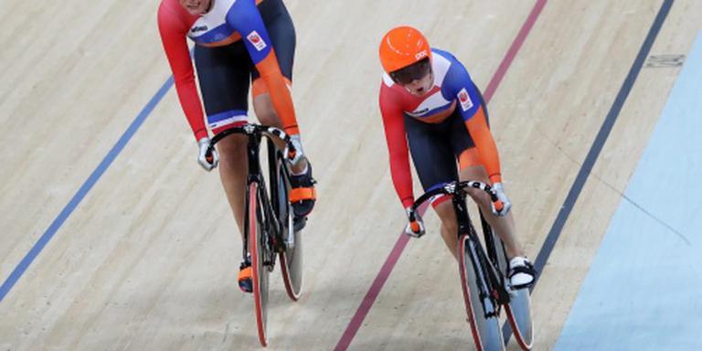 Ligtlee en Van Riessen eruit op teamsprint