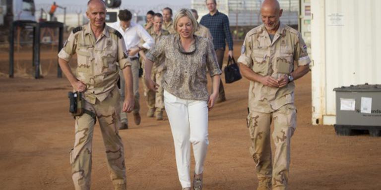 Hennis: militairen verdienen grootste respect